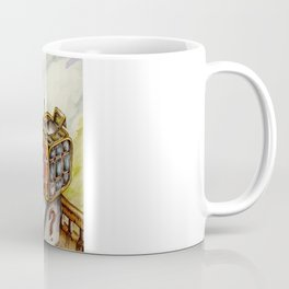 """Cubical"" Coffee Mug"