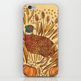 Harvest Season iPhone Skin