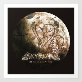 Beyond Creation CD cover Art Print
