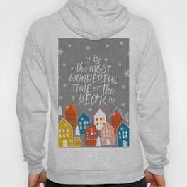 wondeful time of the year Hoody