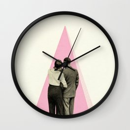 It's Just You and Me, Baby Wall Clock