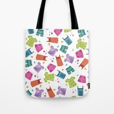 HER CLOTHES Tote Bag