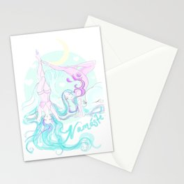 I am free to create Stationery Cards
