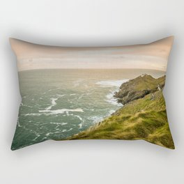 Mizen Head, County Cork, Ireland Rectangular Pillow