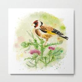Bird 1 Metal Print