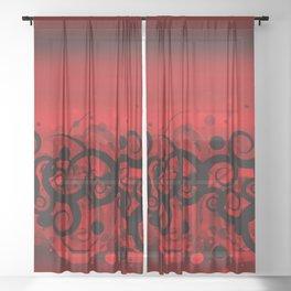 Swish IV Sheer Curtain
