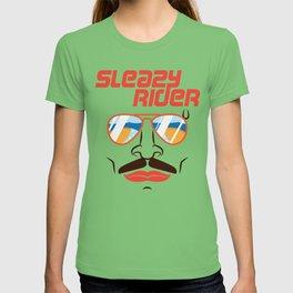 Sleazy rider T-shirt