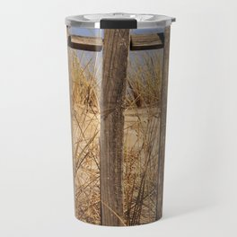 Fence to the Sky! Travel Mug