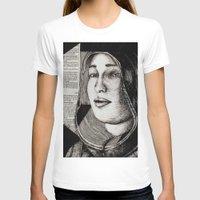 bianca T-shirts featuring Bianca Davri by Anca Chelaru