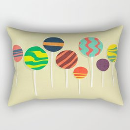 Sweet lollipop Rectangular Pillow