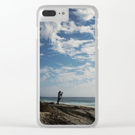 Photographer's Dream Clear iPhone Case