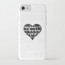 Book Lover II iPhone Case