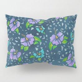 Flor De Maga - Cool Colors Pillow Sham