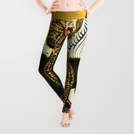 Pablo Picasso - Portrait of young girl - Digital Remastered Edition Leggings