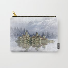 The snow palace Carry-All Pouch