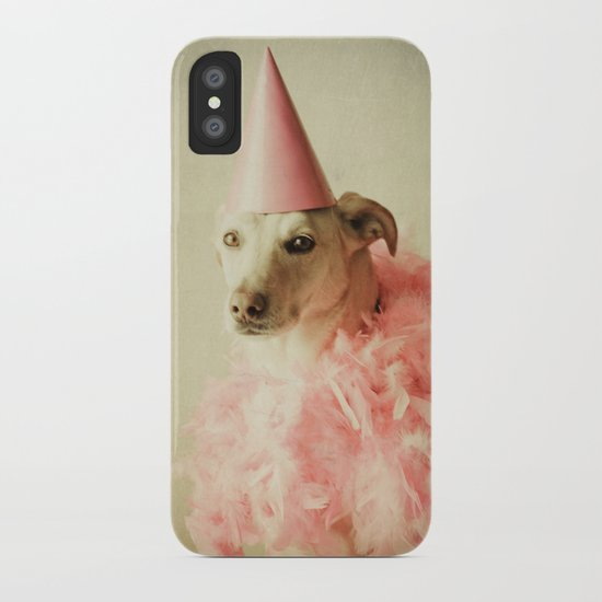 Party Girl iPhone Case
