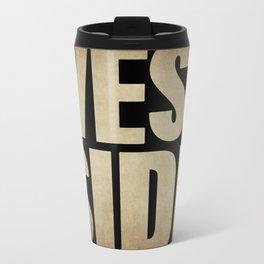 WESTSIDE  Metal Travel Mug
