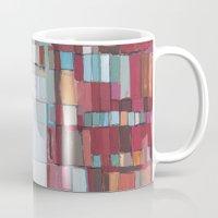 budapest Mugs featuring Budapest by constanza briceno