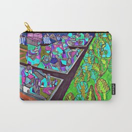 City Divide Carry-All Pouch