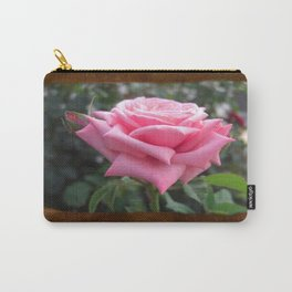 Pink Roses in Anzures 6 Blank P3F0 Carry-All Pouch