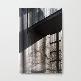 Light & form Metal Print