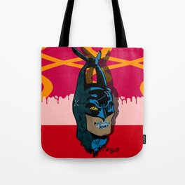 The Bat vs Khinde Wiley Variant  Tote Bag