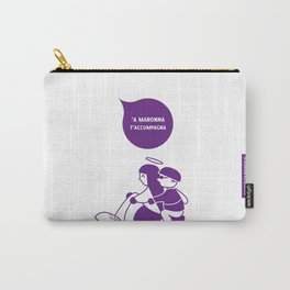 'A Maronna t'accumpagna Carry-All Pouch