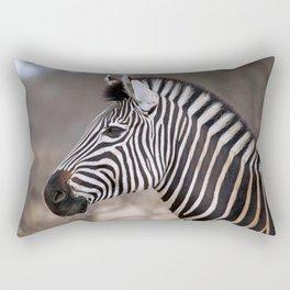 The Zebra - Africa wildlife Rectangular Pillow
