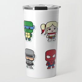 Baby Superheroes Travel Mug