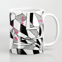 the dude Mugs featuring Dude by Pd-Arts