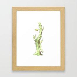 Beanstalk Framed Art Print
