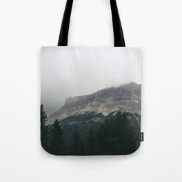 Above the Tree Line pt2 Tote Bag