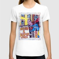 supergirl T-shirts featuring I Need a Supergirl by Ibbanez