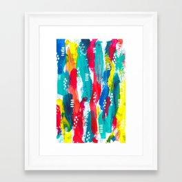 51 Framed Art Print