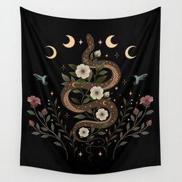 Serpent Spell Wall Tapestry