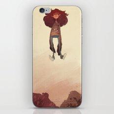Sarcophagus iPhone & iPod Skin