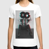 3d T-shirts featuring 3D  by Vivid Creations