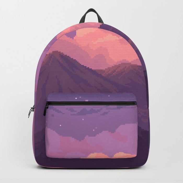 Crater Lake Backpack