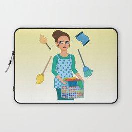 House Chores Laptop Sleeve