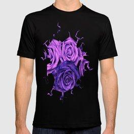 Purple Roses T-shirt
