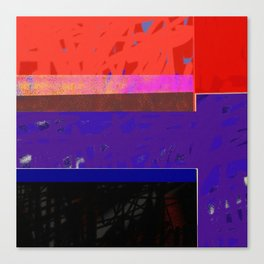 Downe Burns - Life Trip 7 -P5 Canvas Print