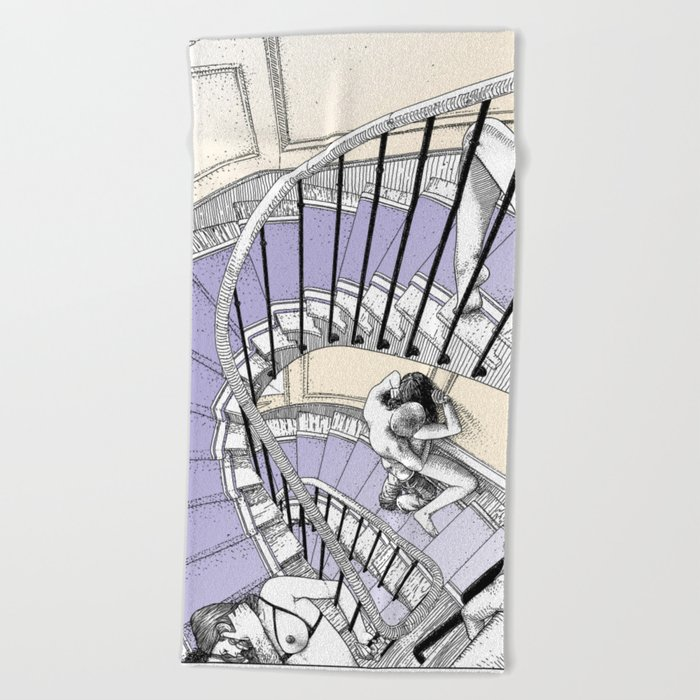 asc 692 - Book cover La Musardine Beach Towel