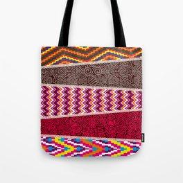 OBJ.CL Combi Motifs Tote Bag
