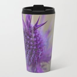 Purple Explosion Travel Mug