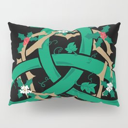 The Holly And The Ivy Pillow Sham