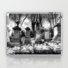 Highgate Cemetery London Laptop & iPad Skin