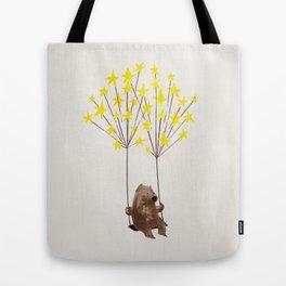 Stars Swing Tote Bag
