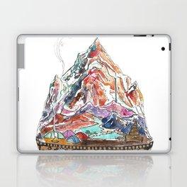 Base Camp - Himalayan Mountain Tent Village Laptop & iPad Skin