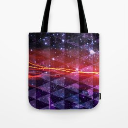 In SpaceS BETWEEN Tote Bag