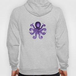 Octopus2 (Purple, Square) Hoody